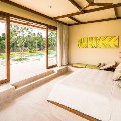 Отель Fusion Resort Phu Quoc Вьетнам, остров Фукуок - отзывы, цены и фото номеров - забронировать отель Fusion Resort Phu Quoc онлайн комната для гостей фото 5