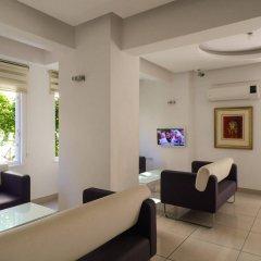 Kleopatra Ada Beach Hotel - All Inclusive Аланья комната для гостей