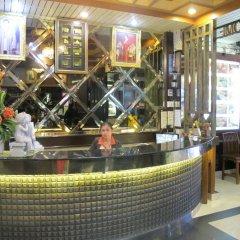 Отель Wandee House Jomtien гостиничный бар