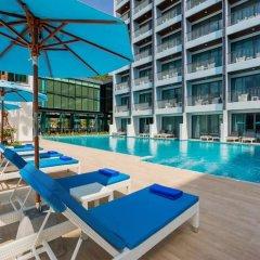 Отель BlueSotel Krabi Ao Nang Beach бассейн фото 3