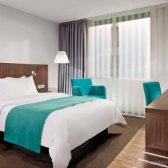 Отель Holiday Inn Düsseldorf - Hafen комната для гостей фото 2
