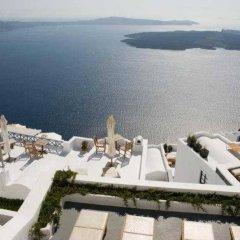 Отель Gorgona Villas Греция, Остров Санторини - отзывы, цены и фото номеров - забронировать отель Gorgona Villas онлайн пляж фото 2