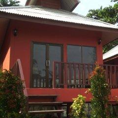 Отель Lanta Cottage Ланта балкон