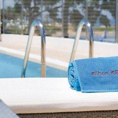 Отель Louis Althea Kalamies Villas Протарас спа фото 2