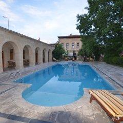 Melis Cave Hotel Турция, Ургуп - отзывы, цены и фото номеров - забронировать отель Melis Cave Hotel онлайн бассейн
