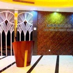 Отель Peony International Hotel Китай, Сямынь - отзывы, цены и фото номеров - забронировать отель Peony International Hotel онлайн интерьер отеля фото 2