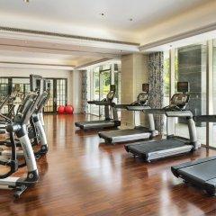 The Azure Qiantang,a Luxury Collection Hotel,Hangzhou фитнесс-зал фото 2