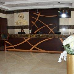 Al Salam Grand Hotel-Sharjah интерьер отеля