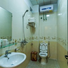 Sapa Peaceful Hotel ванная