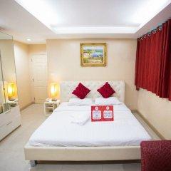 Отель Nida Rooms Suriyawong 703 Business Town Бангкок комната для гостей