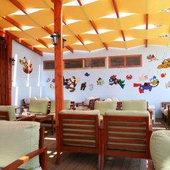 Отель Kaissa Beach Греция, Гувес - 1 отзыв об отеле, цены и фото номеров - забронировать отель Kaissa Beach онлайн интерьер отеля