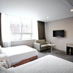 New Seoul Hotel комната для гостей фото 2