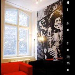 Отель La Guitarra Hostel Poznań Польша, Познань - отзывы, цены и фото номеров - забронировать отель La Guitarra Hostel Poznań онлайн интерьер отеля фото 2