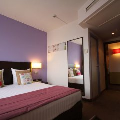 Floris Hotel Arlequin Grand-Place комната для гостей