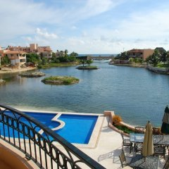 Отель Aventuras Club Lagoon балкон