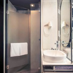 Отель Mercure Bangkok Makkasan Бангкок ванная