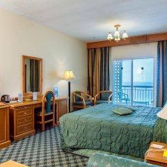 Sharjah Carlton Hotel комната для гостей