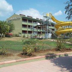 Oykum Hotel вид на фасад фото 2
