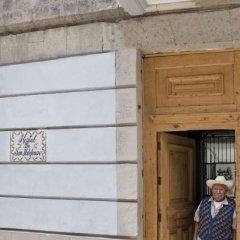 Отель Casa San Ildefonso Мехико сауна