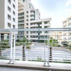 Отель Luxury Apartment With Pool Мальта, Слима - отзывы, цены и фото номеров - забронировать отель Luxury Apartment With Pool онлайн балкон