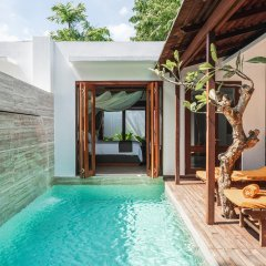 Отель Malisa Villa Suites пляж Ката бассейн фото 3