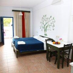 Отель Kirki Village комната для гостей фото 2