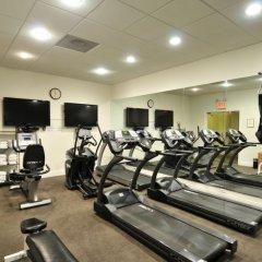 Отель Manhattan Residence США, Нью-Йорк - отзывы, цены и фото номеров - забронировать отель Manhattan Residence онлайн фитнесс-зал