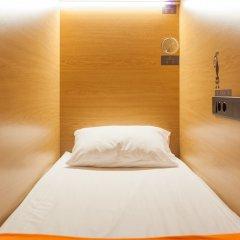 Capsule Hotel GettSleep Sheremetyevo комната для гостей фото 2