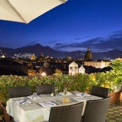 Отель Ambasciatori Hotel Италия, Палермо - отзывы, цены и фото номеров - забронировать отель Ambasciatori Hotel онлайн питание фото 3