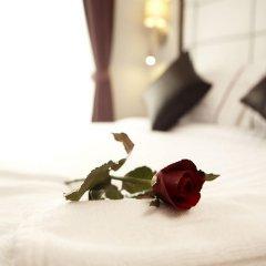 Отель Sukhumvit Suites 3* Улучшенный номер с различными типами кроватей фото 7