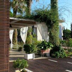 Отель Tropikal Bungalows парковка