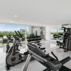 Отель Club Royal Паттайя фитнесс-зал