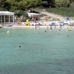 Отель Apartamentos Mar Blanca пляж