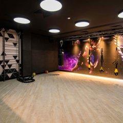 Отель Ramada and Suites by Wyndham Yerevan фитнесс-зал