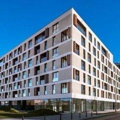 Отель Prestige Apartments Wola Kolejowa Польша, Варшава - отзывы, цены и фото номеров - забронировать отель Prestige Apartments Wola Kolejowa онлайн вид на фасад