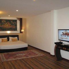 Отель QG Resort комната для гостей фото 5