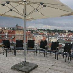 Отель Design Metropol Прага бассейн фото 2