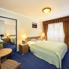 Hotel Salvator комната для гостей фото 15