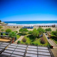 Liparis Resort Hotel & Spa пляж
