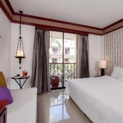 Отель New Patong Premier Resort 3* Номер Делюкс с различными типами кроватей фото 3