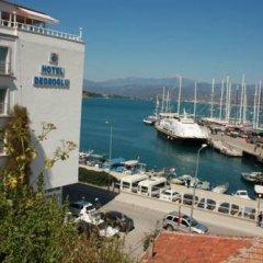 Dedeoglu Hotel Турция, Фетхие - отзывы, цены и фото номеров - забронировать отель Dedeoglu Hotel онлайн пляж фото 2