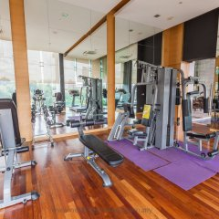 Отель Casa Residency Condomonium Малайзия, Куала-Лумпур - отзывы, цены и фото номеров - забронировать отель Casa Residency Condomonium онлайн фитнесс-зал фото 4