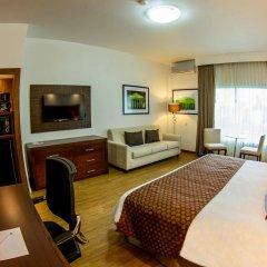 Отель Estancia Мексика, Гвадалахара - отзывы, цены и фото номеров - забронировать отель Estancia онлайн комната для гостей фото 5