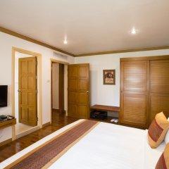 Tarntawan Place Hotel Surawong Bangkok Бангкок удобства в номере