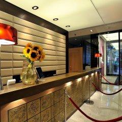 Golden Tulip Berlin Hotel Hamburg интерьер отеля фото 2