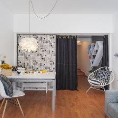 Отель Black & White Apartment Мексика, Мехико - отзывы, цены и фото номеров - забронировать отель Black & White Apartment онлайн комната для гостей фото 5