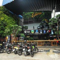 Отель My Anh 120 Saigon Hotel Вьетнам, Хошимин - отзывы, цены и фото номеров - забронировать отель My Anh 120 Saigon Hotel онлайн парковка