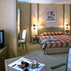 Отель Mercure Paris Porte de Pantin Франция, Пантин - отзывы, цены и фото номеров - забронировать отель Mercure Paris Porte de Pantin онлайн комната для гостей фото 4