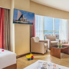 Отель Khalidiya Palace Rayhaan by Rotana, Abu Dhabi детские мероприятия фото 2