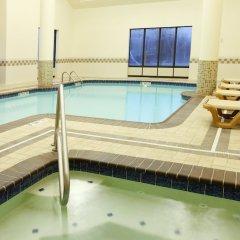 Отель Holiday Inn Express Hotel & Suites Columbus Univ Area - Osu США, Колумбус - отзывы, цены и фото номеров - забронировать отель Holiday Inn Express Hotel & Suites Columbus Univ Area - Osu онлайн бассейн